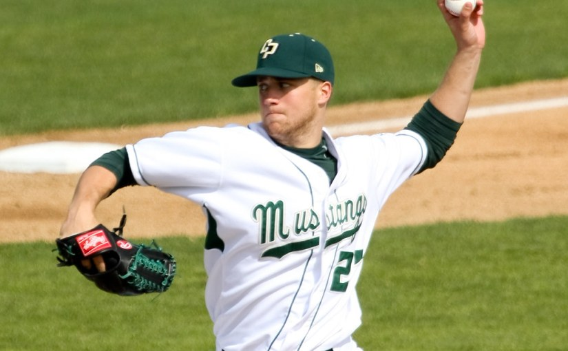 Cal Poly Baseball Players Persevere through the Minor Leagues